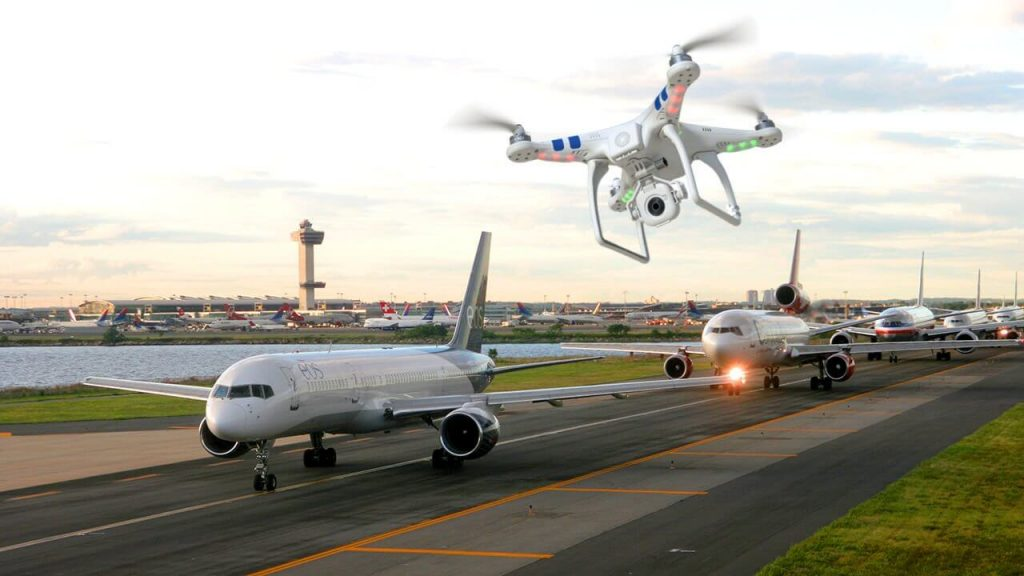 fly your drone safely and legally