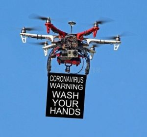 How Drones Are Used to Tackle Covid-19 Crisis?